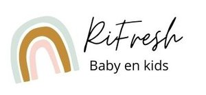 Logo RiFresh baby en kinder accessoires, kleding en speelgoed