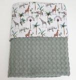 Jungle deken