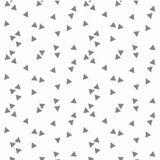Triangle mix wit met grijze driehoekjes_