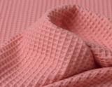 Fijne wafel roze