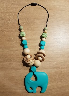 Voedingsketting turquoise