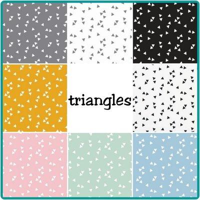 Triangel stof