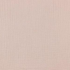 Hydrofiel stof oud roze