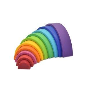 Siliconen regenboog
