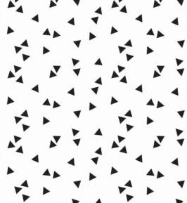 Triangle mix wit met zwarte driehoekjes