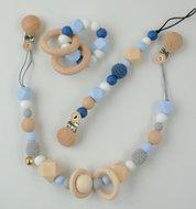 Gift set blauw